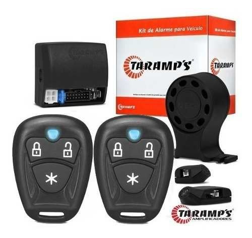 Alarme Automotivo Taramps Tw20 Com 02 Controles Tr1
