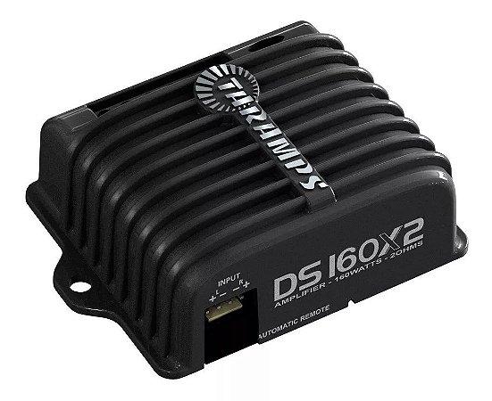 Módulo Amplificador Taramps Ds 160x2 160w Rms 2 Canais