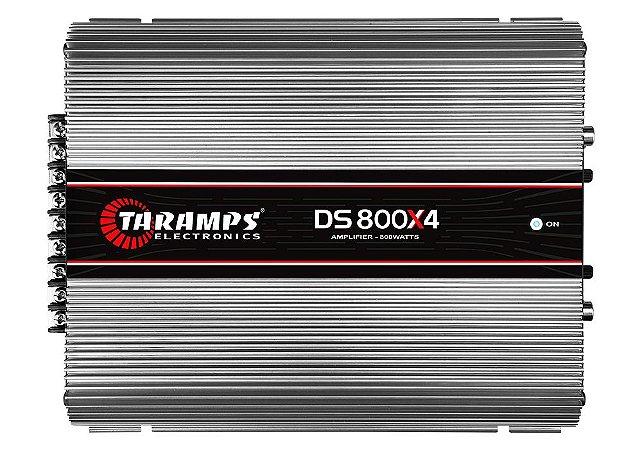 Modulo Amplificador Taramps DS 800x4 1 ohms