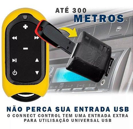 Controle Taramps Connect Control 300 Metros AMARELO