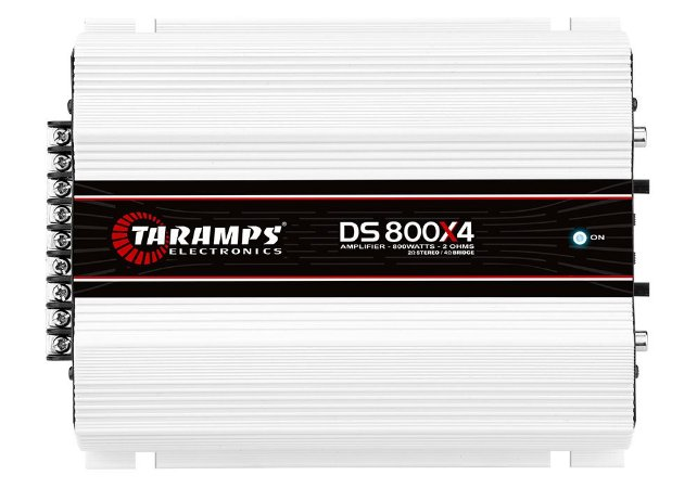 Modulo Taramps Ds 800x4 Rms 02 ohms
