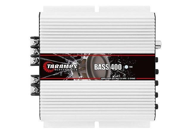 Módulo Amplificador  Taramps Bass 400 - 1 Canal 02 Ohms