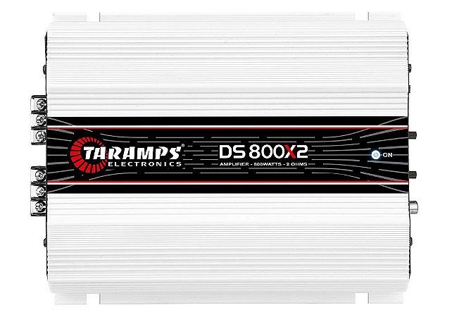 Modulo Taramps Ds 800x2 Rms 02 Ohms