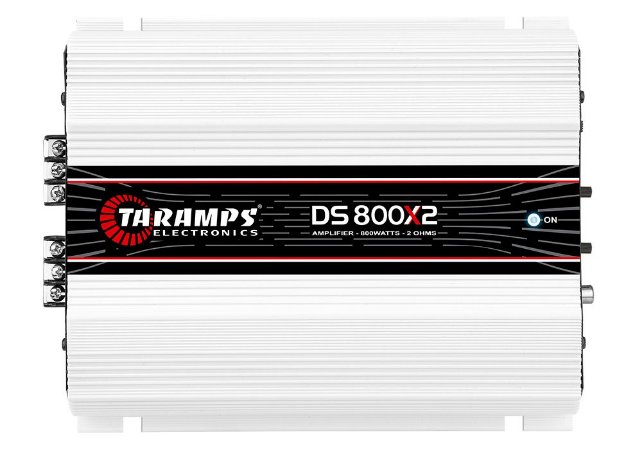 Módulo Amplificador Taramps Ds 800x2 Rms 02 Ohms