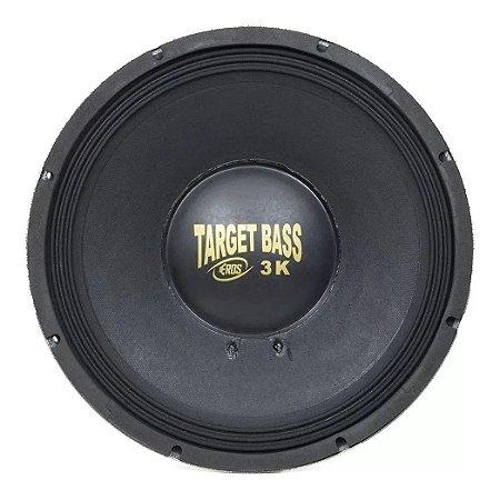 Alto Falante Eros 15P Target Bass 3.0k 1500rms 4ohms