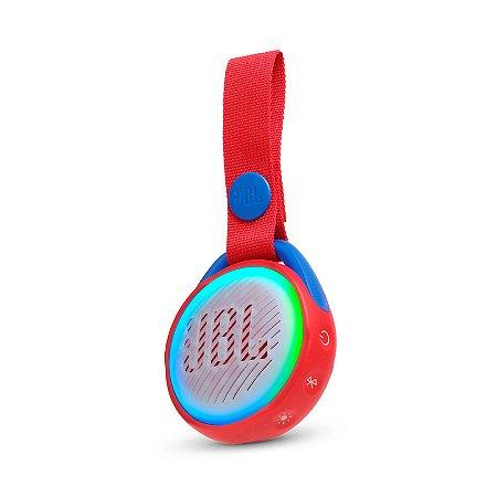 Caixa De Som JBL POP- 3w BT- RED