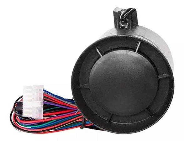 Alarme Automotivo Hinor Ha-21 Controle De Som Completo