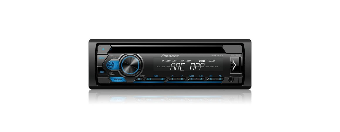 Pioneer CD PLAYER DEH-S1180UB