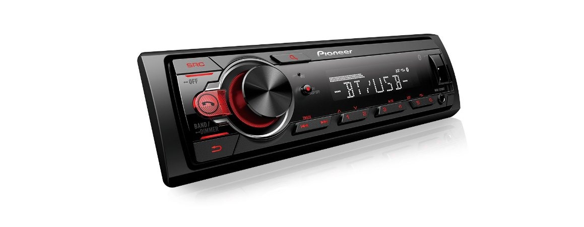 Pioneer MEDIA RECEIVER MVH-S218BT