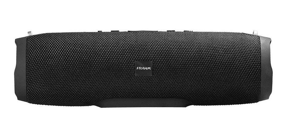 Caixa De Som Portátil Frahm Sound Box One Preta