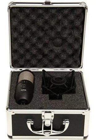 Microfone Condensador Akg Perception 420 | P420 | Estúdio