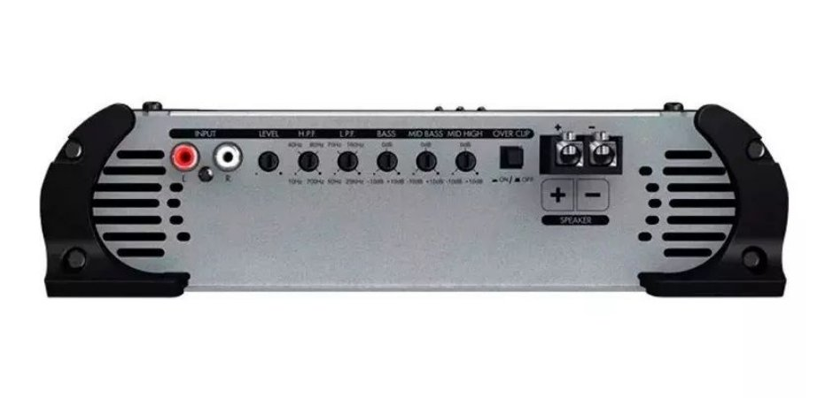 Modulo Amplificador Stetsom Ex1200Eq Export Line 1 Canal 2 Ohms