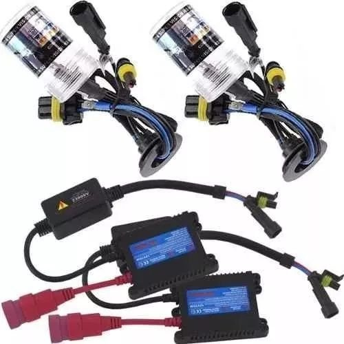 Kit Xenon Lampada H11  8000k Slin Ray X + Frete Gratis