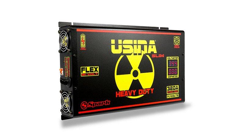 Fonte Automotiva Usina 320A Slim 12V Flex