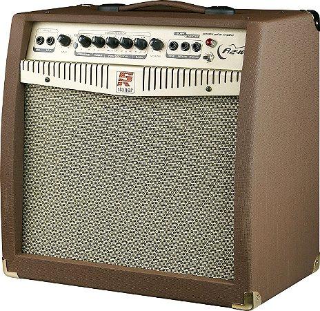 Amplificador Staner A240 100w Acustico De Violao