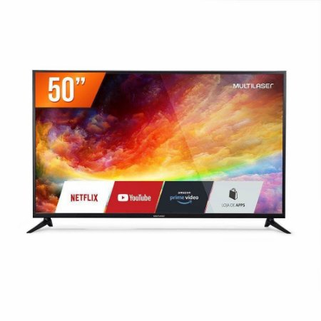 Tv 5OP HD c/conversor digital Multilaser