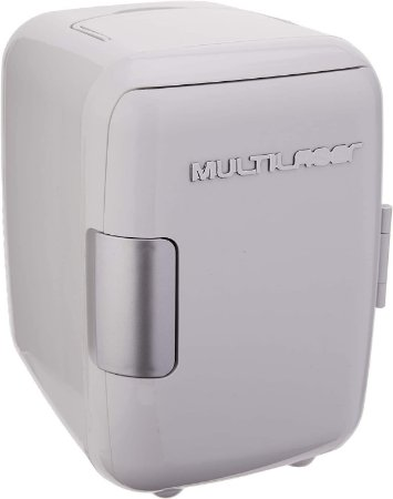 Mini geladeira 4L branca 12V 110V s/cabo AC