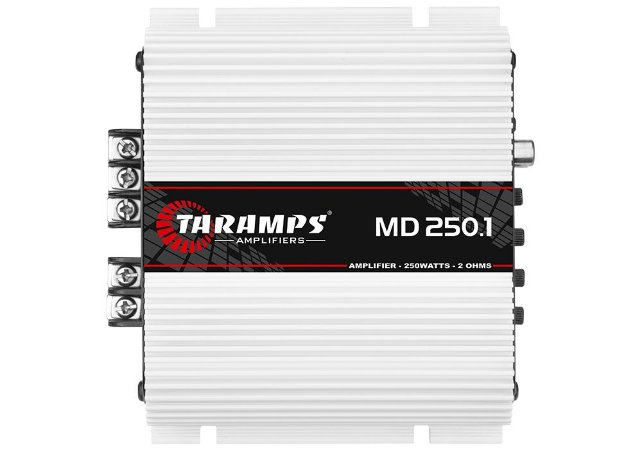 Modulo Taramps MD 250.1 2ohms Class D