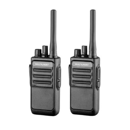 Par De Rádio Comunicador 2km 16 Canais Walkie Talkie - Re020