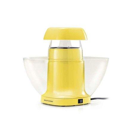 Pipoqueira Multilaser Ce075 Ar Quente Amarelo 1200w 220v