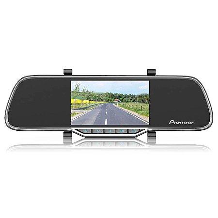 Retrovisor Câmera Automotiva Pioneer Vrec-200ch Dashcam Top