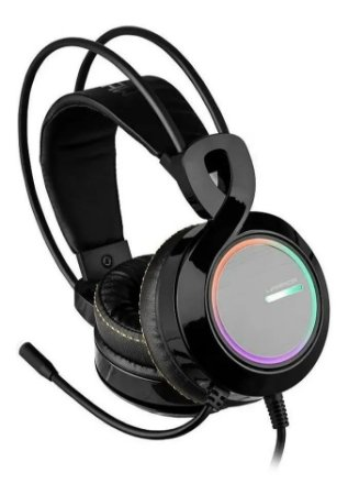 Headset Gamer Warrior Thyra Rgb 7.1 Digital Surround Ph290