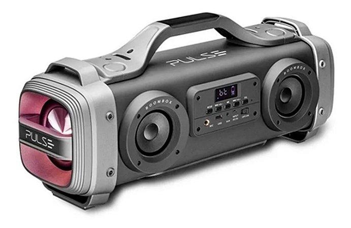Caixa Som 440w Rms Bluetooth Microf Sem Fio Multilaser Sp363