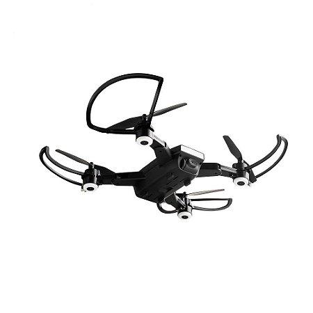 Drone Multilaser Hawk Es257 Com Cámara Hd Preto