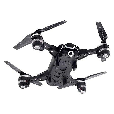 Drone Multilaser Eagle ES256 com cámara HD preto