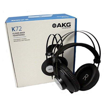 Fone de ouvido AKG K72 28950441