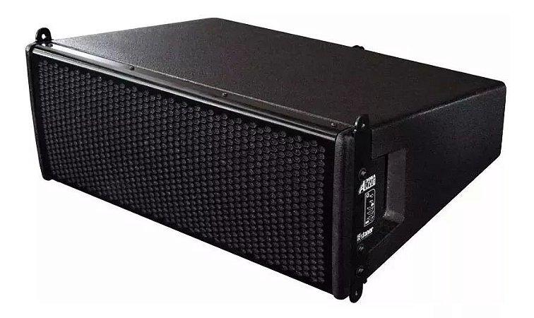 Caixa de som Staner Alive 306a 560w Line Array Compacto Ativo