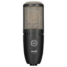 Microfone Condensador Profissional Akg P220