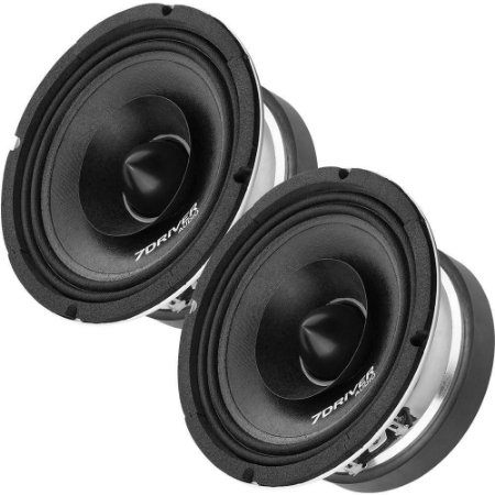 Alto falante 7Driver Fh 200s 100 Rms 5 Medio 4 Ohms (par)