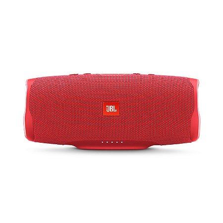 Caixa De Som JBL BT Charge4 Red