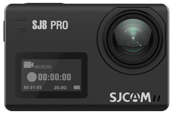 "Camera Sjcam SJ8 Pro Actioncam 2.33"" Touch Screen 4K"