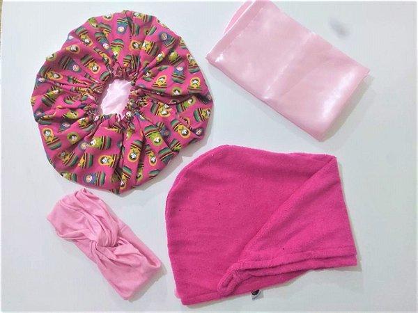 Kit Especial de Natal Rosa