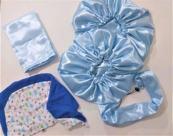Kit Especial de Natal Azul BB