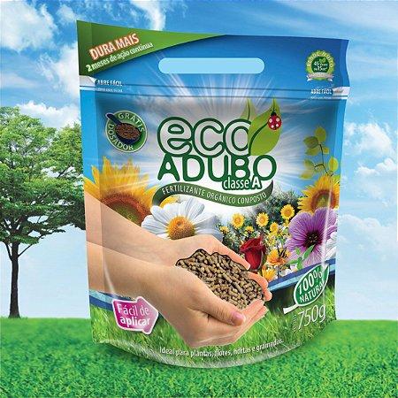 Ecoadubo Fertilizante Orgânico 750g