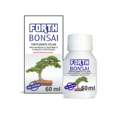 Fertilizante Forth Bonsai 60ml