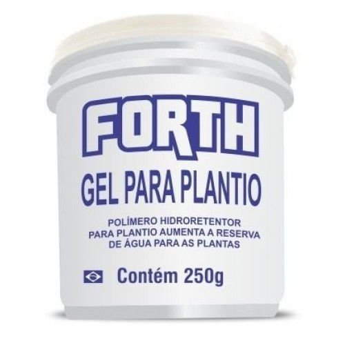 Gel Para Plantio Forth Balde 250g