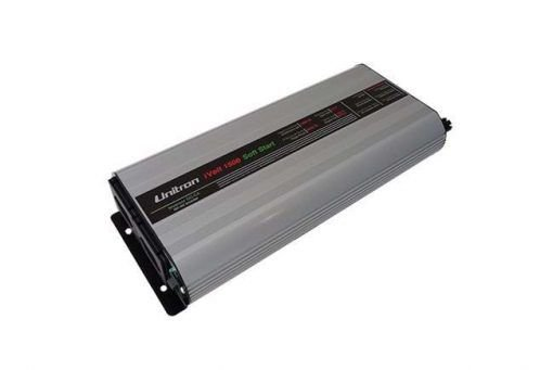Inversor Off-Grid de Onda Modificada Unitron iVolt 1500W – 12Vcc – 115Vca – 60Hz