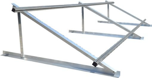 Kit de Montagem Redimax para SoloLaje – 4 Painéis Fotovoltaicos