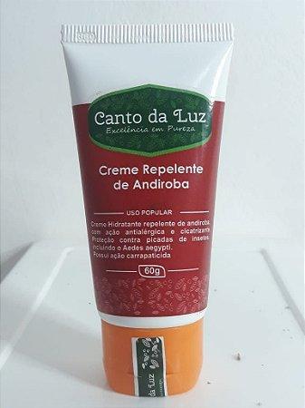 Creme Repelente de Andiroba, Tubo 60g