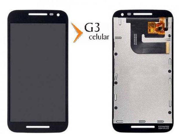 Display Motorola Moto G3 XT1543 XT1544 XT1550