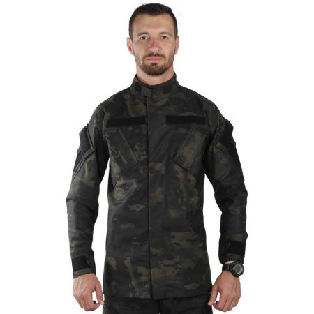 Gandola Assault Camuflado Multicam Black Bélica