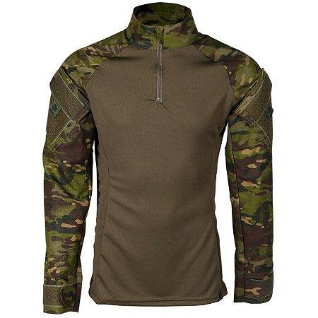 Combat Shirt Camuflado Tropic Bélica