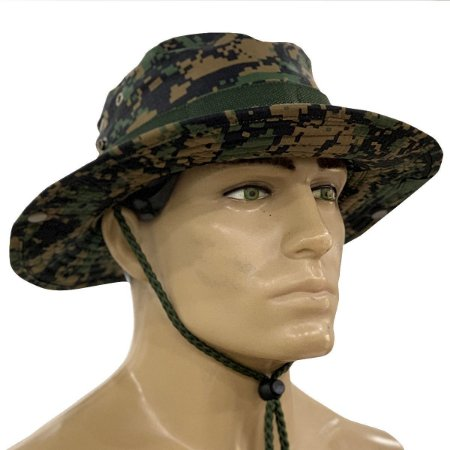 Chapéu Boonie Hat Army Bélica Marpat