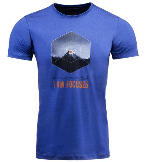 Camiseta Concept Focus Azul - Invictus