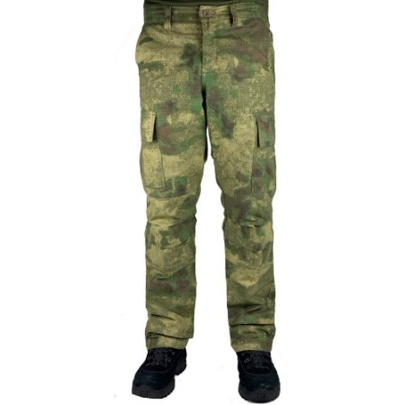 Calça Masculina Combat Camuflada Atacs FG