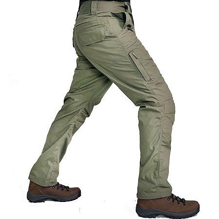 Calça Masculina B10 Verde Bélica